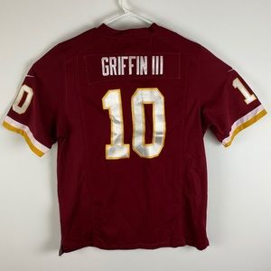Nike On Field NFL Redskins Griffin III jersey, L